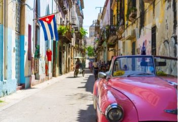 cuba vacation travel