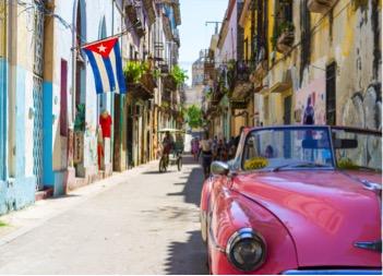 cuba vacation travel