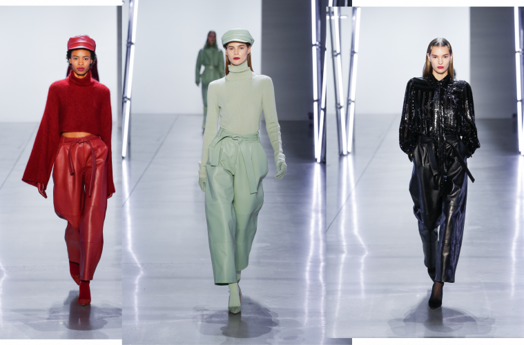 2cb14c430d5 The Inspiration behind the Sally LaPointe Fall 2019 Collection ...