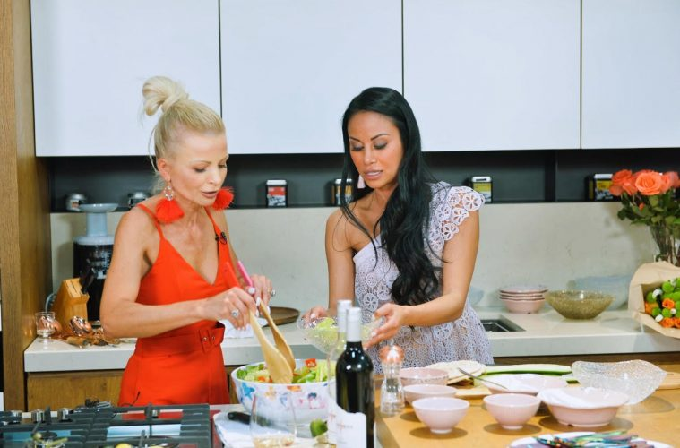 Kitchen Party With Grego Ada Holr Magazine