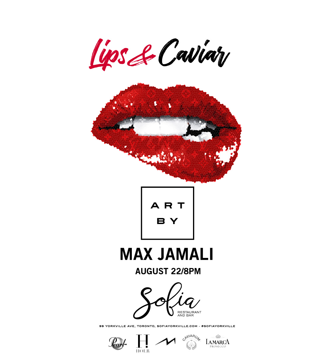 Lips and Caviar poster