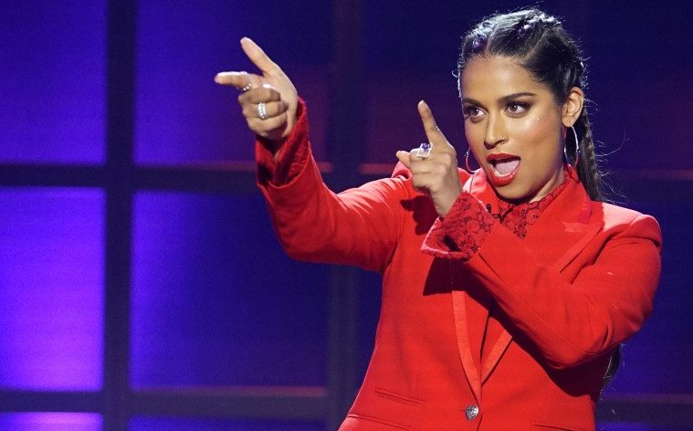 Lilly Singh in A Little Late With Lilly Singh