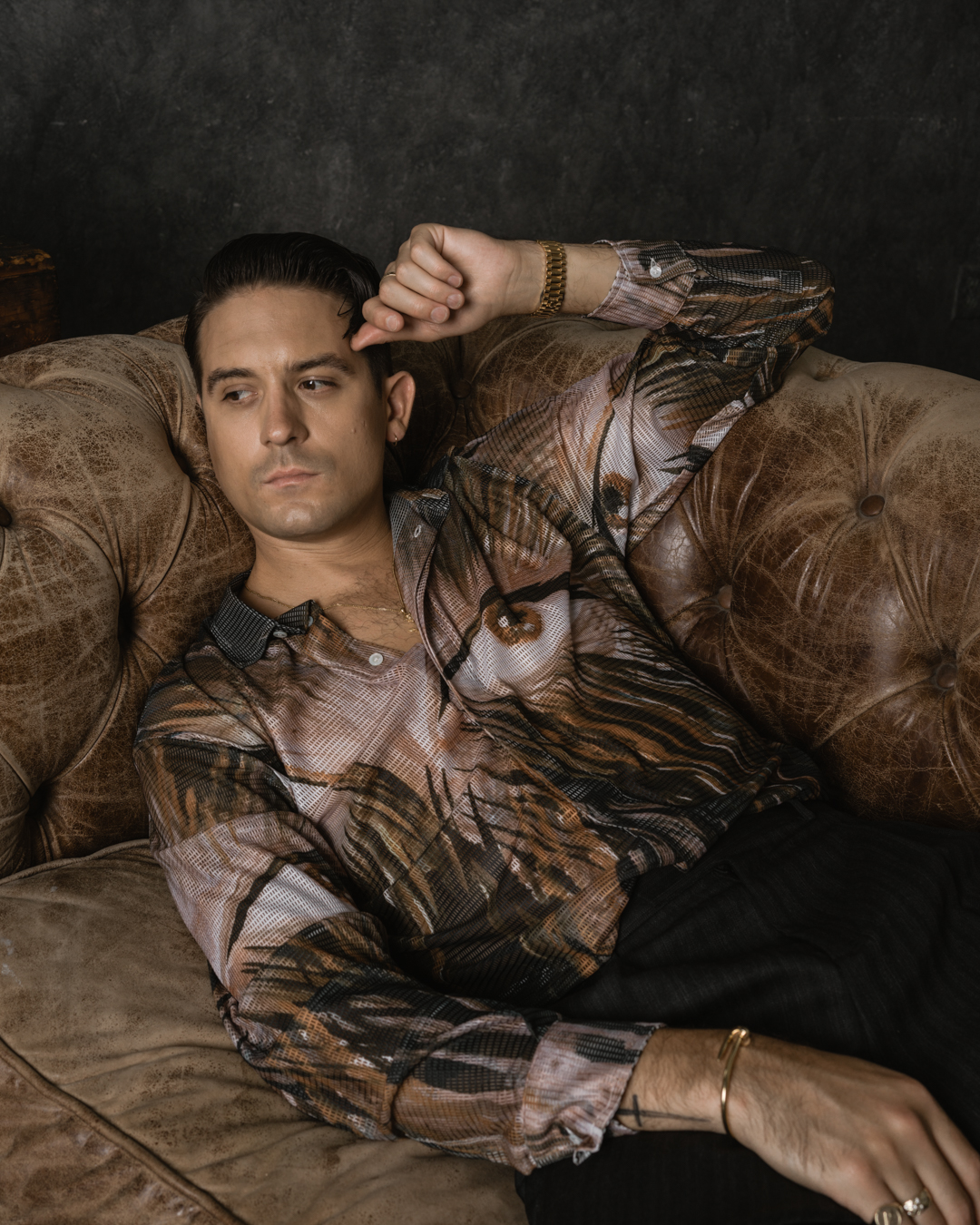 Cover Story: Rapper G-Eazy is Exceeding Expectations - HOLR