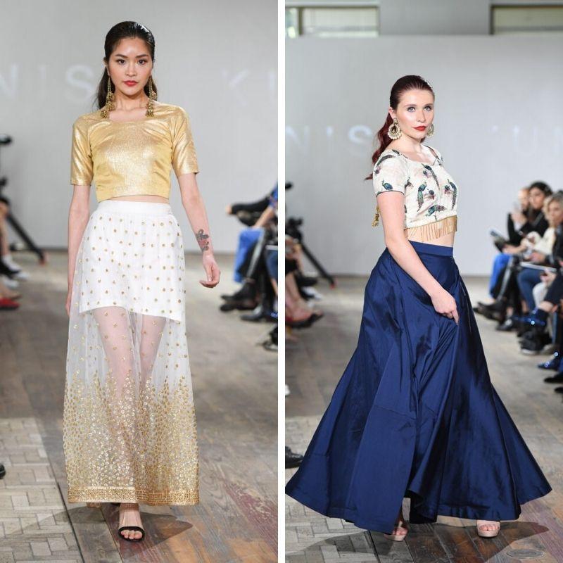Anisha Kumar Fashion Show Collection