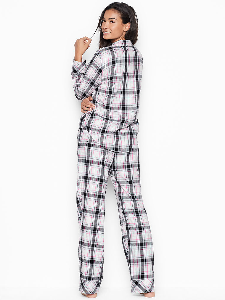Victoria's Secret Flannel PJs