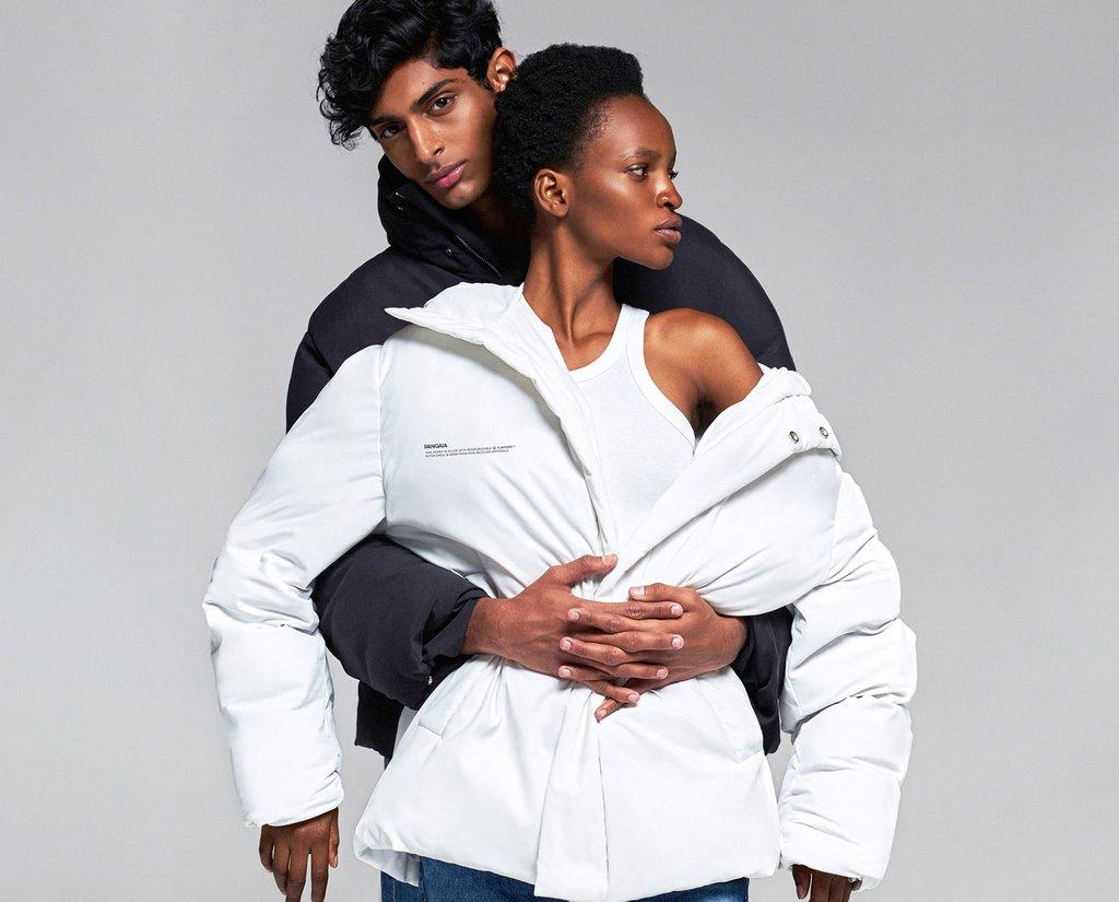 The Most Glamorously Sustainable Jacket